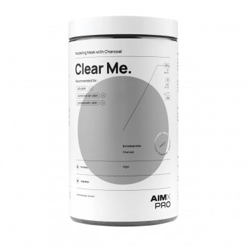 """Clear Me"" modeliuojanti..."