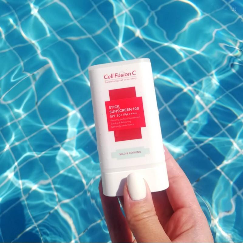 Stick Sunscreen SPF50+/PA++++ pieštukinė apsauga nuo saulės