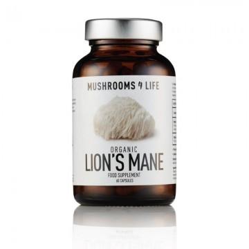 """Maisto papildas """"Organic Lion's Mane"""""""