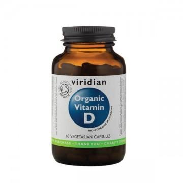 """Maisto papildas VITAMINAS D2 """"Organic Vitamin D2"""""""