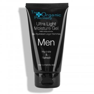 "Drėkinamasis veido gelis vyrams ""Men Ultra Light Moisture Gel"""