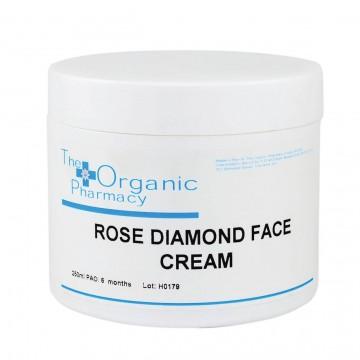 """Veido kremas """"Rose Diamond Face Cream"""""""