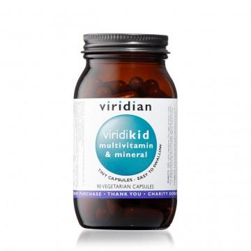 "Maisto papildas ""ViridiKid Multivitamin and Mineral"""