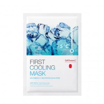 """Vėsinanti ir raminanti veido kaukė """"First Cooling Mask"""""""