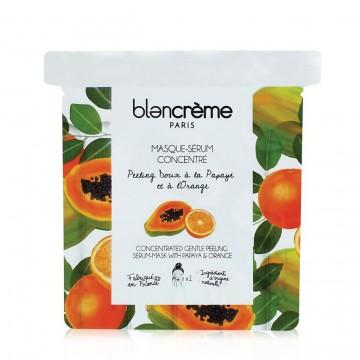 """Veido kaukė su vaisių rūgštimis """"Orange & Papaya"""""""