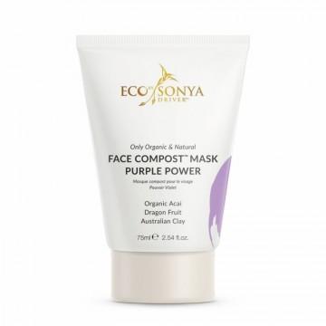 """Valanti veido kaukė """"Face Compost Purple Power Mask"""""""