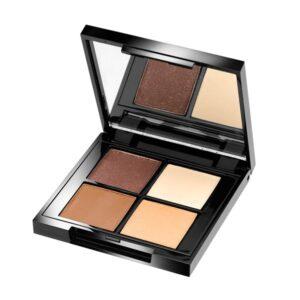 """Akių šešėliai """"Organic Glam Eyeshadow Palette"""" Nude"""