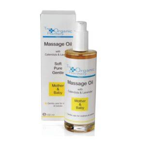 """Masažo aliejus """"Mother & Baby Massage Oil"""""""