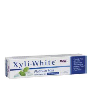 "Dantų pastų ""Xyliwhite™ Platinum Mint Toothpaste Gel with Baking Soda"""