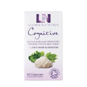 "Maisto papildas ""Organic Cognitive"", 60 kaps"