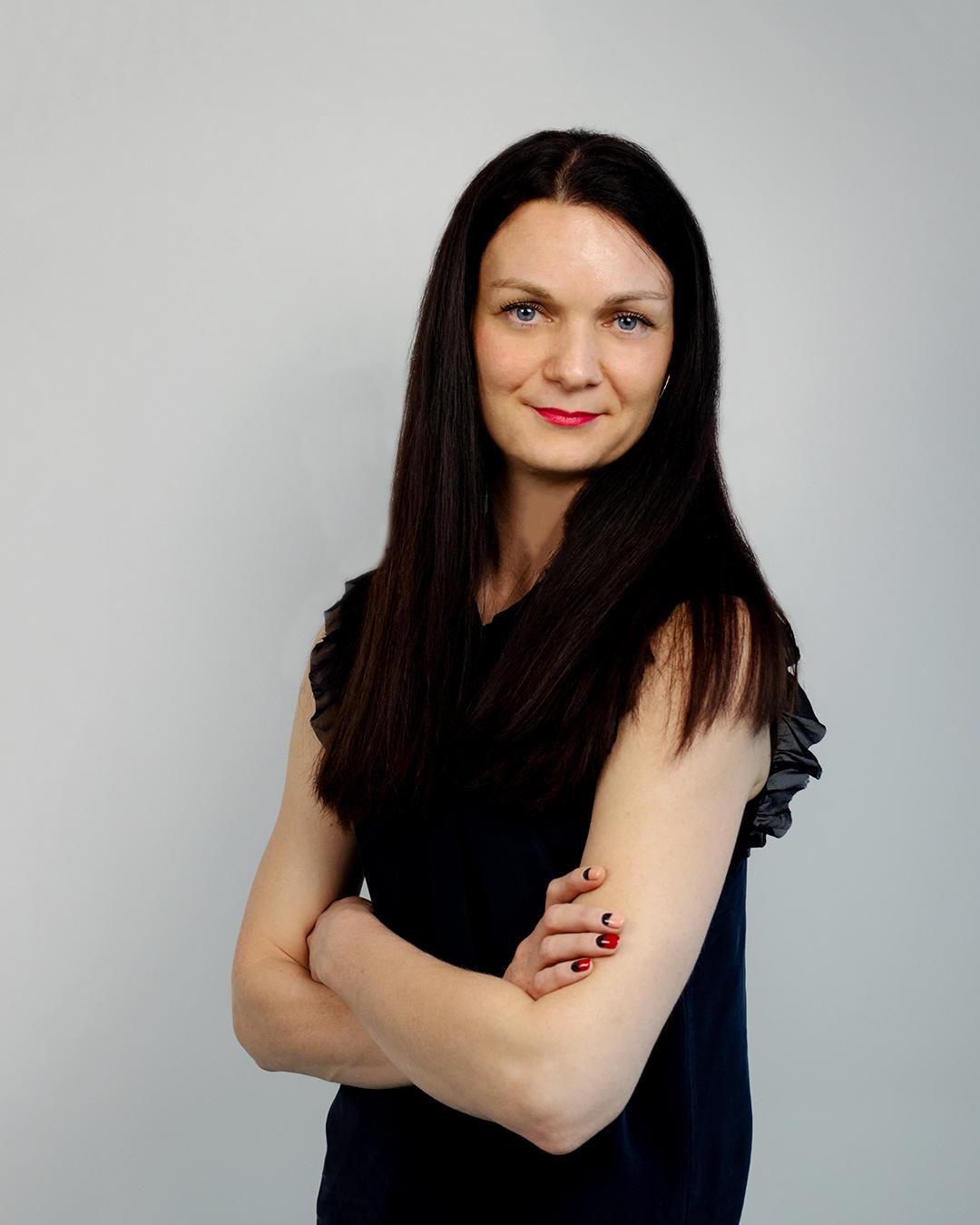 Ernesta Goftienė – pardavimų vadybininkė