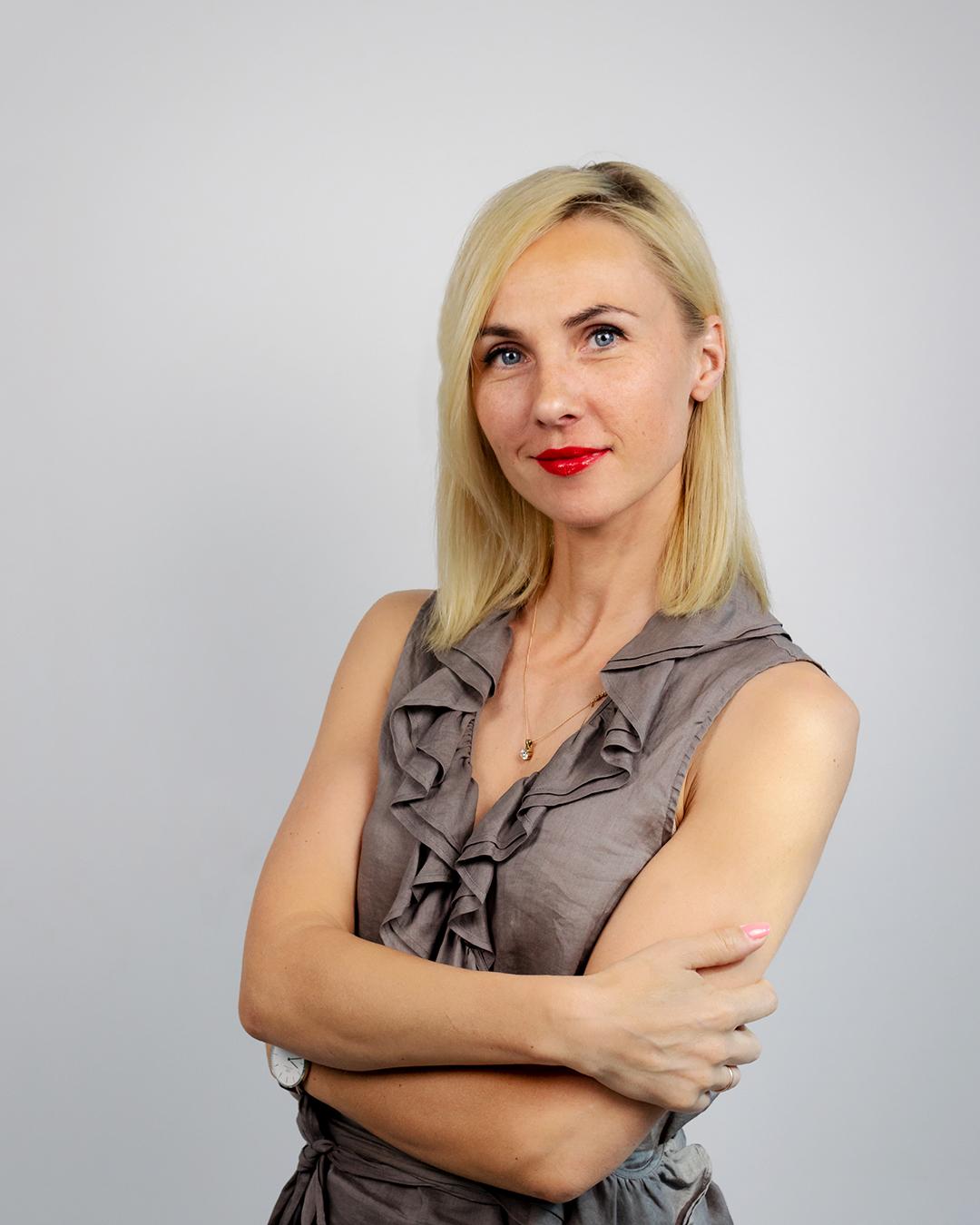Giedrė Katkevičienė – Kauno regionio pardavimų vadybininkė