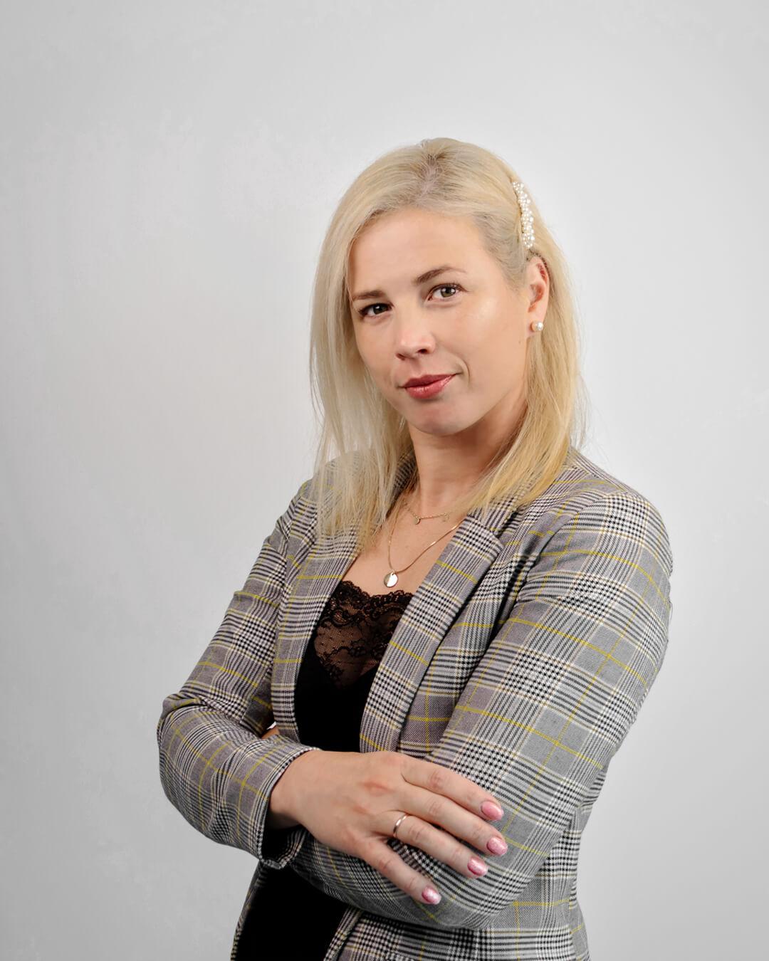 Inesa Žukauskienė – Vilniaus regiono vadybininkė