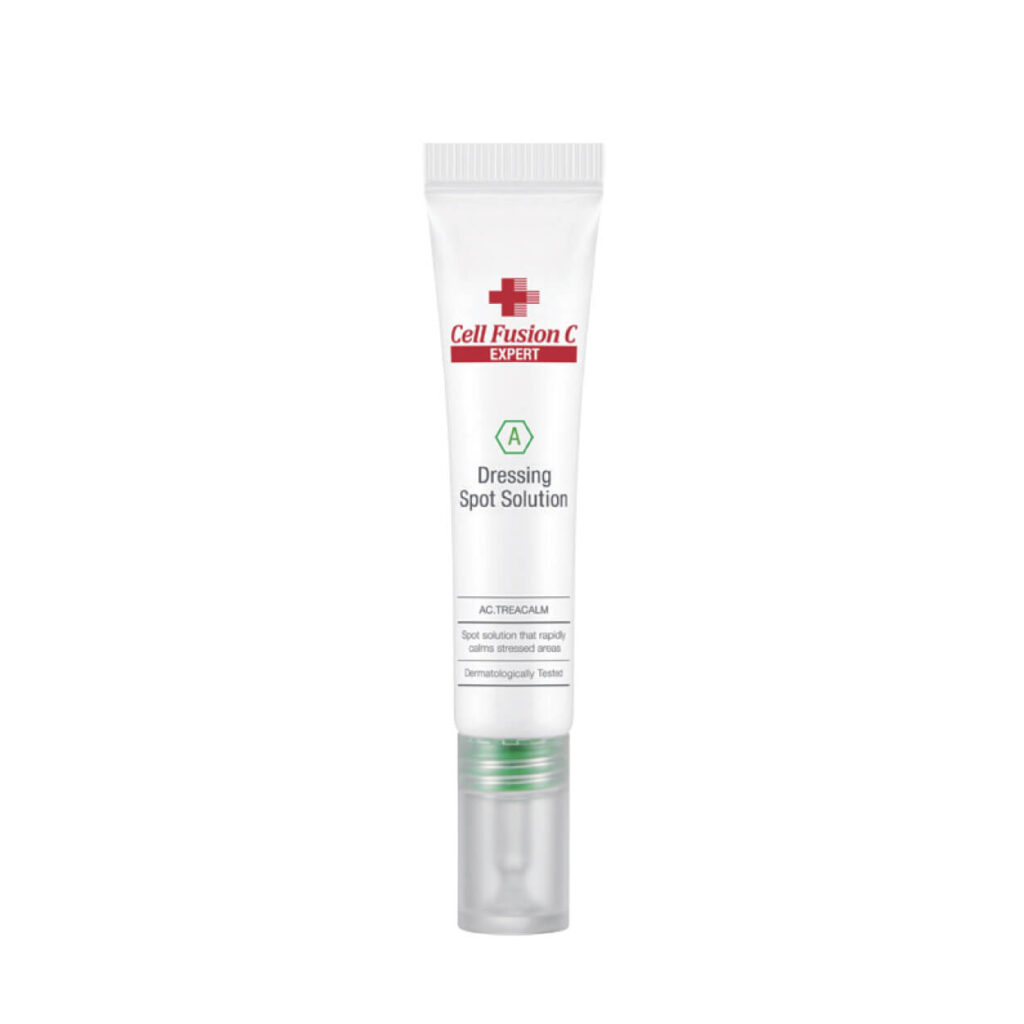 """Gelis spuogams """"Dressing Spot Solution"""", Cell Fusion C, 10 ml"""