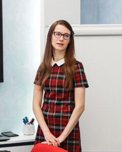Milda Miknevičienė - lektorė