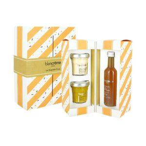 """Medaus ir migdolų aromato rinkinys kūnui """"Honey and Almond"""""""